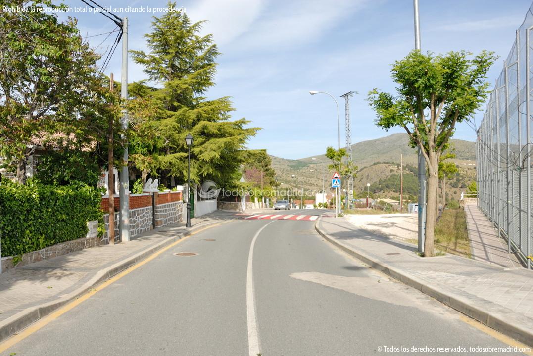 Foto La Estacion En Santa Maria De La Alameda 2 Todosobremadrid Com