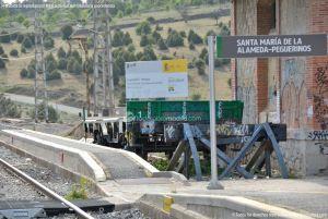 Foto La Estacion en Santa María de la Alameda 37