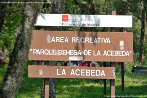 Foto Área Recreativa Parque Dehesa de la Acebeda 9