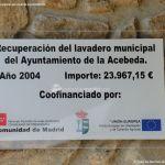 Foto Lavadero Municipal de La Acebeda 2