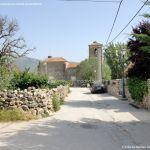 Foto Calle de la Iglesia de Alameda del Valle 5