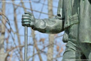 Foto Estatua homenaje al Hombre del Campo 6