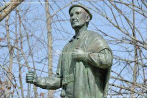 Foto Estatua homenaje al Hombre del Campo 7