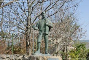 Foto Estatua homenaje al Hombre del Campo 9