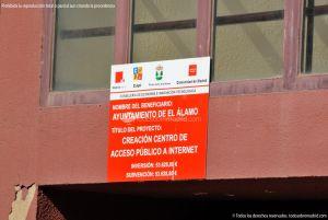 Foto Centro de Acceso Público a Internet de El Álamo 1