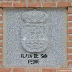 Foto Plaza de San Pedro de Aldea del Fresno 9