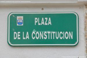 Foto Plaza de la Constitución de Aldea del Fresno 1