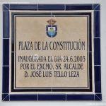 Foto Plaza de la Constitución de Aldea del Fresno 3