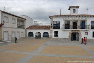 Foto Plaza de la Constitución de Aldea del Fresno 5