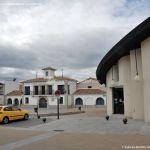 Foto Plaza de la Constitución de Aldea del Fresno 11