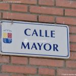 Foto Calle Mayor de Algete 1