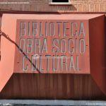 Foto Biblioteca Obra Socio-Cultural de Algete 1