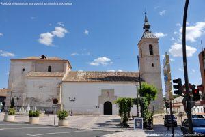 Foto Iglesia Nuestra Señora de la Asunción de Algete 9