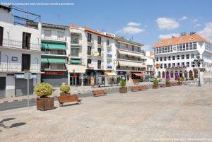 Foto Plaza de la Constitución de Arganda 1