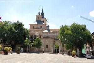 Foto Plaza de la Constitución de Arganda 8
