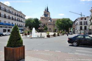 Foto Plaza de la Constitución de Arganda 12