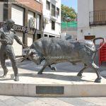 Foto Escultura Arganda del Rey Tierra de Recortadores 3