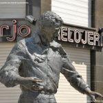 Foto Escultura Arganda del Rey Tierra de Recortadores 5