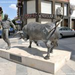 Foto Escultura Arganda del Rey Tierra de Recortadores 8
