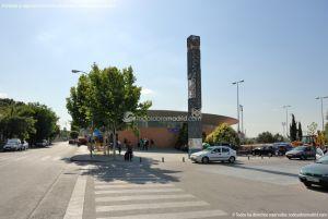 Foto Estación de Metro Arganda del Rey 1