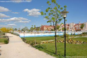 Foto Parque Calle Miguel de Cervantes 12