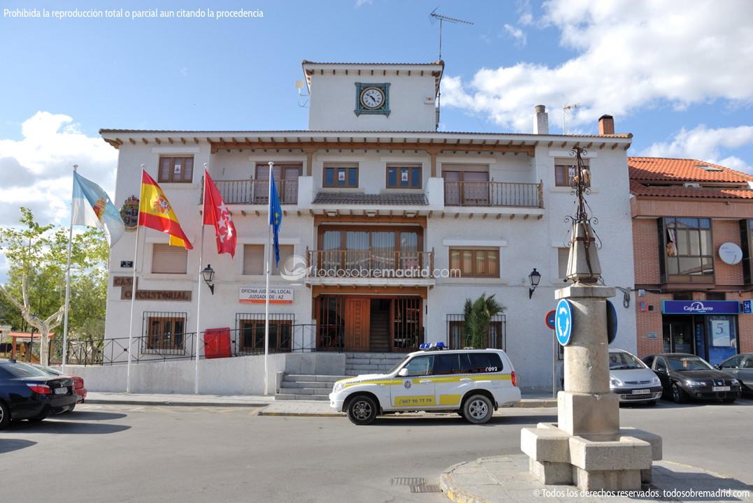 Oficina judicial local de arroyomolinos arroyomolinos for Oficina judicial