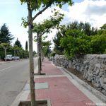 Foto Acceso a Becerril de la Sierra 4