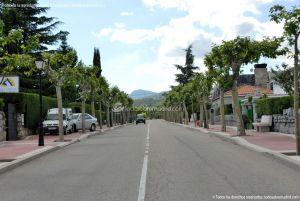Foto Acceso a Becerril de la Sierra 5