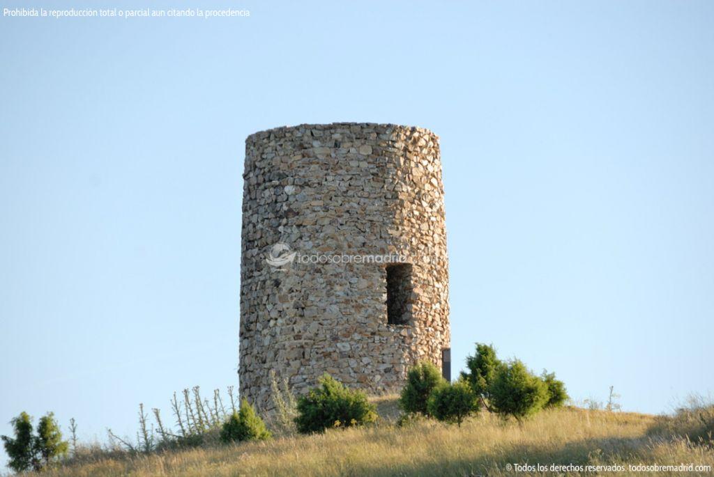 Foto Atalaya musulmana en El Berrueco 7