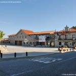 Foto Plaza de la Picota de El Berrueco 11