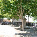 Foto Fuente Plaza de la Constitución en Berzosa del Lozoya 1