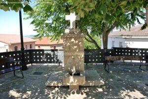 Foto Fuente Plaza de la Constitución en Berzosa del Lozoya 2