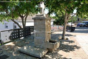 Foto Fuente Plaza de la Constitución en Berzosa del Lozoya 6