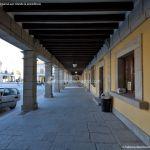 Foto Plaza Mayor de Brunete 2