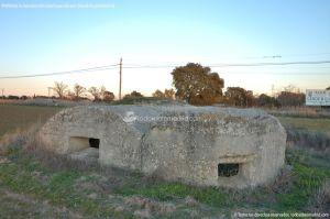 Foto Bunker Guerra Civil III en Brunete 5