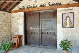 Foto Ermita Nuestra Señora de la Soledad de Bustarviejo 6