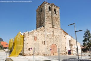 Foto Iglesia de la Purísima Concepción de Bustarviejo 1