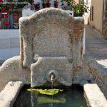 Foto Fuente Calle Real de Bustarviejo 6