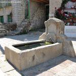 Foto Fuente Calle Real de Bustarviejo 7