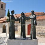 Foto Escultura Plaza de la Concordia 1