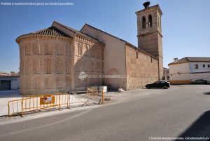 Foto Ábside románico-mudejar 9