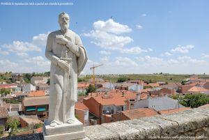 Foto Estatuas de los doce apóstoles 15