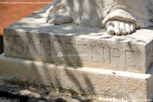 Foto Estatuas de los doce apóstoles 22