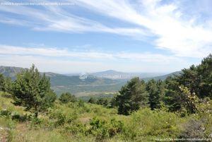 Foto Panorámicas desde el Puerto de Canencia 2