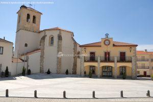 Foto Plaza de la Constitución de Canencia 7