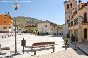 Foto Plaza de la Constitución de Canencia 12