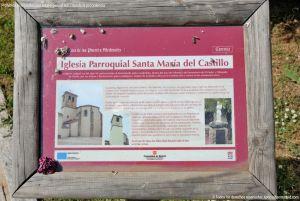 Foto Iglesia de Santa María del Castillo de Canencia 21