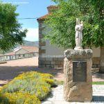 Foto Placa Pueblo de la Tierra de Segovia en Canencia 2