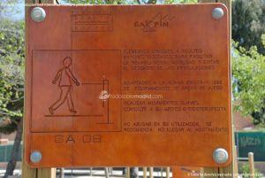 Foto Parque de ejercicios en Casarrubuelos 2