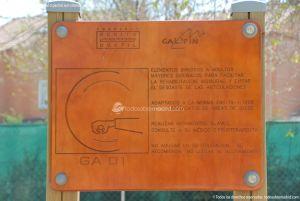 Foto Parque de ejercicios en Casarrubuelos 6
